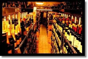 Our Front of Store Wine Inventory