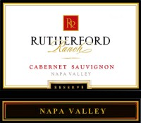 2005 Rutherford Ranch Reserve Cabernet Sauvignon Napa Valley